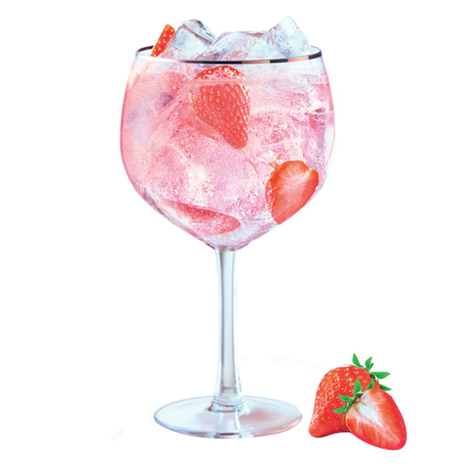 Ginebra Beefeater Pink premium strawberry 70 cl. - 3