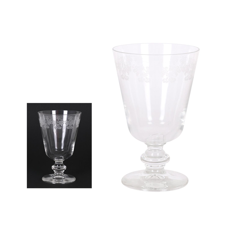 Copas Greca 3pz  Transparente