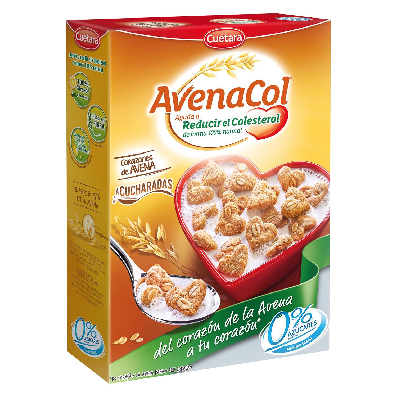 Galletas De Avena 0 Azúcares Añadidos Avenacol Cuétara 300 G
