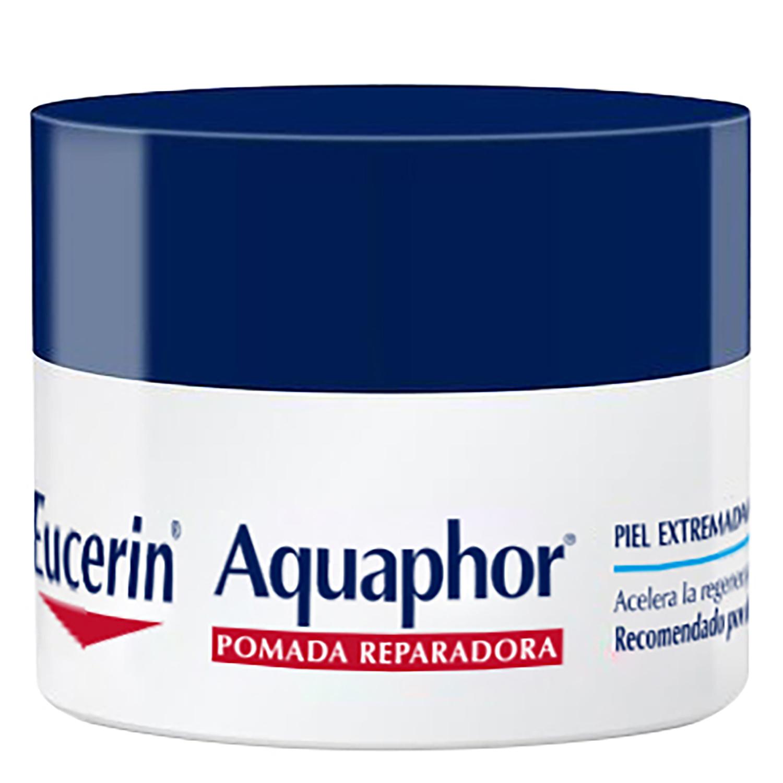 Pomada reparadora nariz y labios Aquaphor Eucerin 7 g.