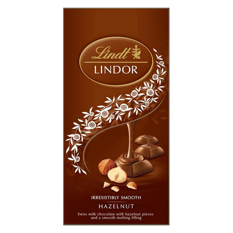 Bombones de chocolate y avellana