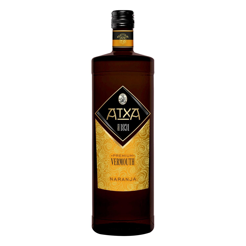 Vermut Atxa premium naranja 75 cl.