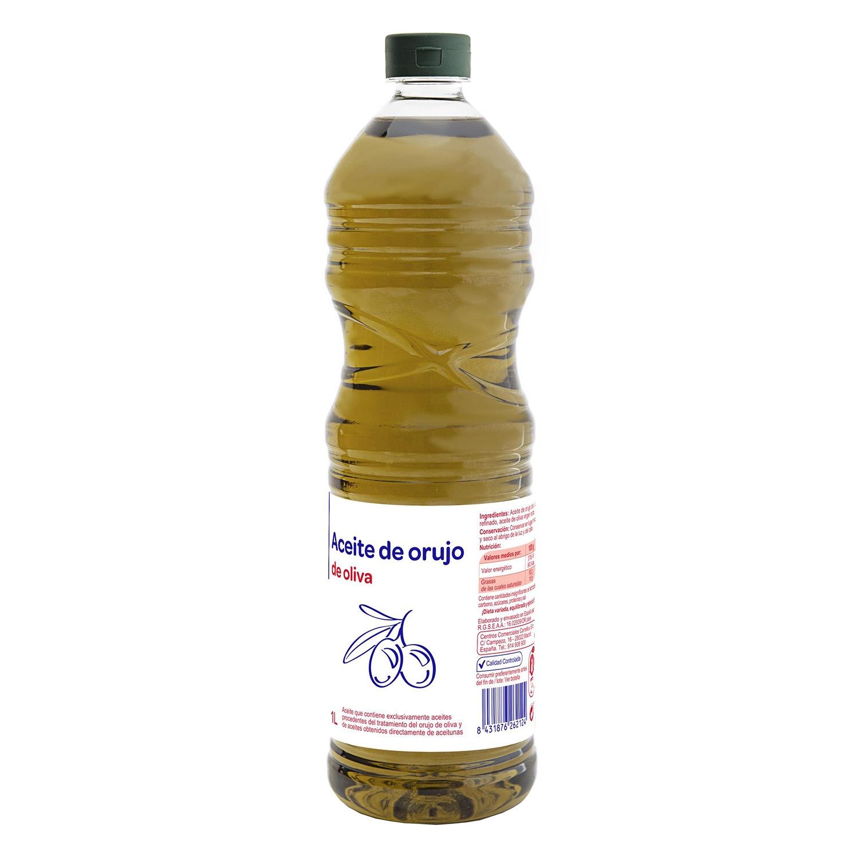 Aceite de orujo de oliva Producto blanco 1 l.