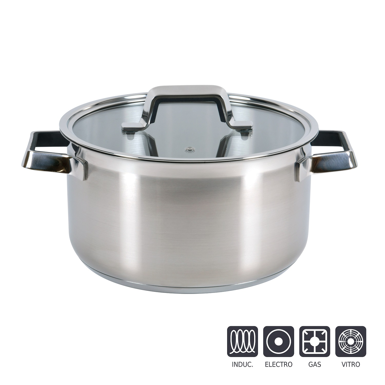 Bateria de Cocina Clásica  Pulido espejo - 2