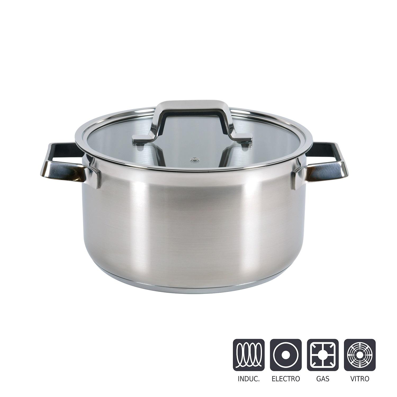 Bateria de Cocina Clásica  Pulido espejo - 3