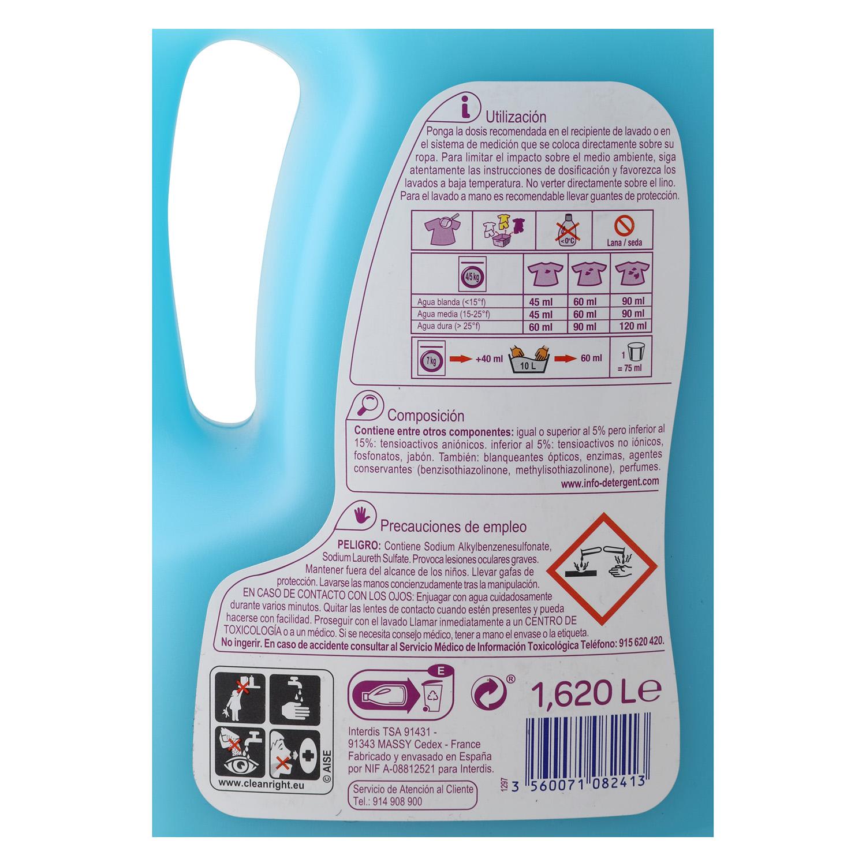 Detergente Líquido -