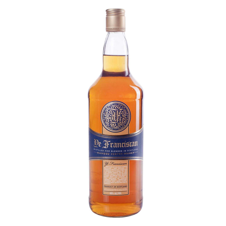 Whisky Ye Franciscan escocés 1 l.