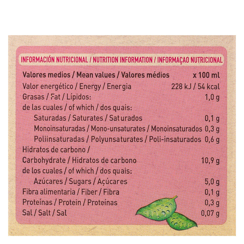 Bebida de arroz sin azúcares añadidos ecológica YoSoy brik 1 l. - 4