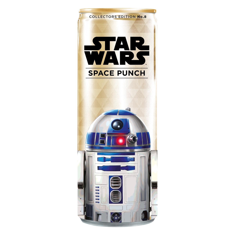 Bebida energética Star Wars Space Punch 35,5 cl.
