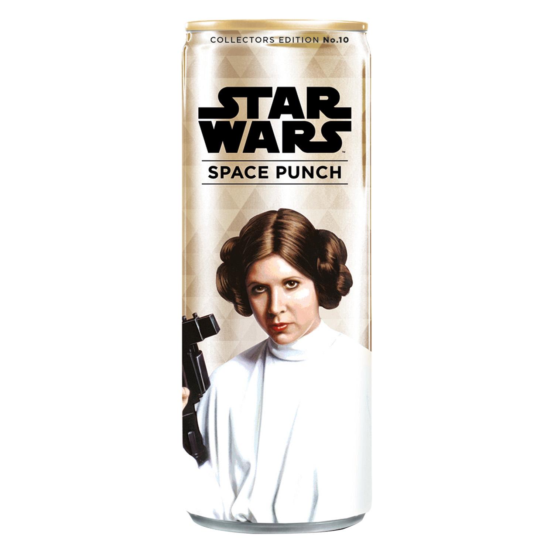 Bebida energética Star Wars Space Punch 35,5 cl. -
