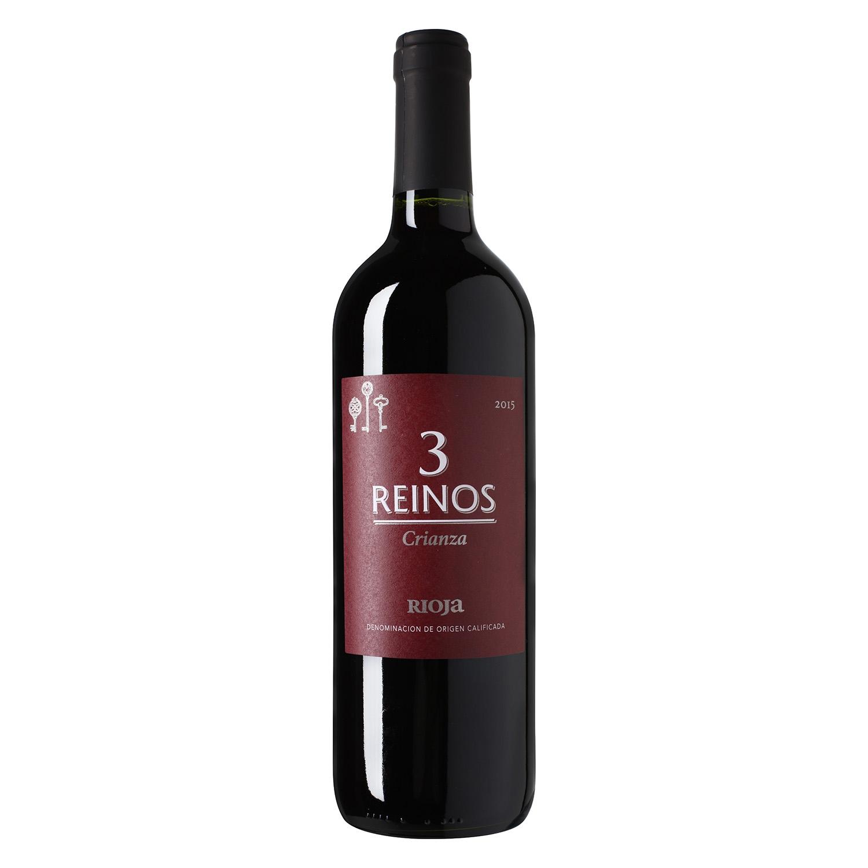 Vino D.O Rioja tinto crianza