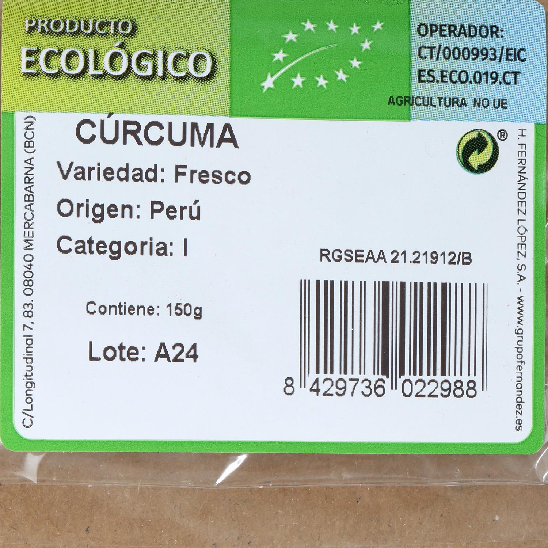 Cúrcuma Bio - 2