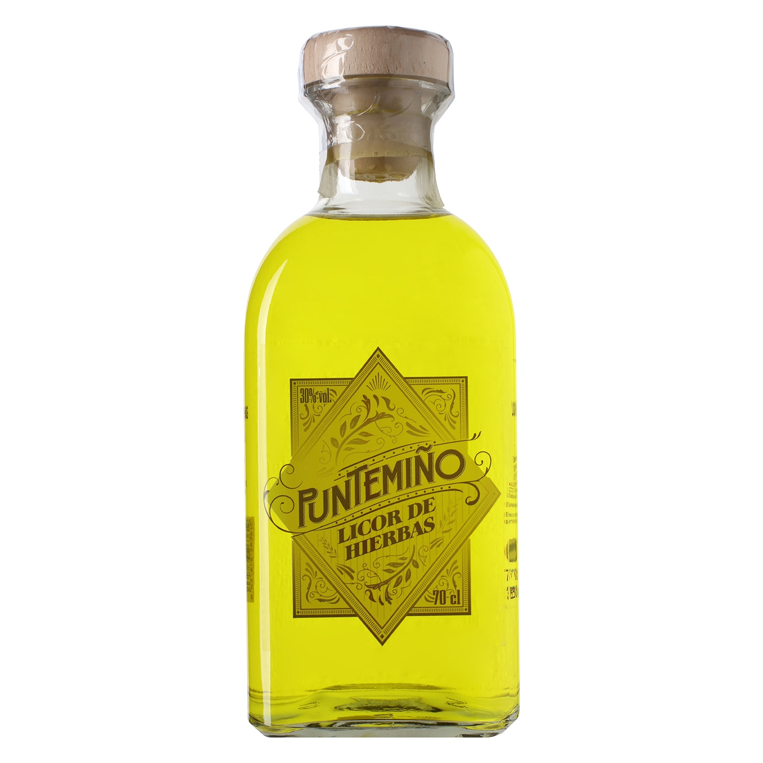 Licor de hierbas Puntemiño 70 cl.