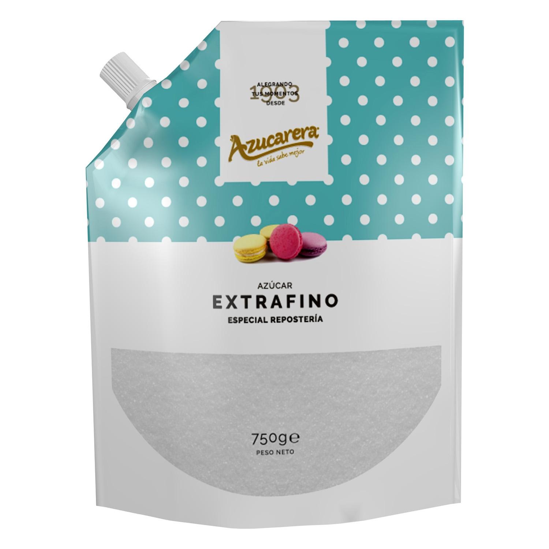 Azúcar extrafina repostería