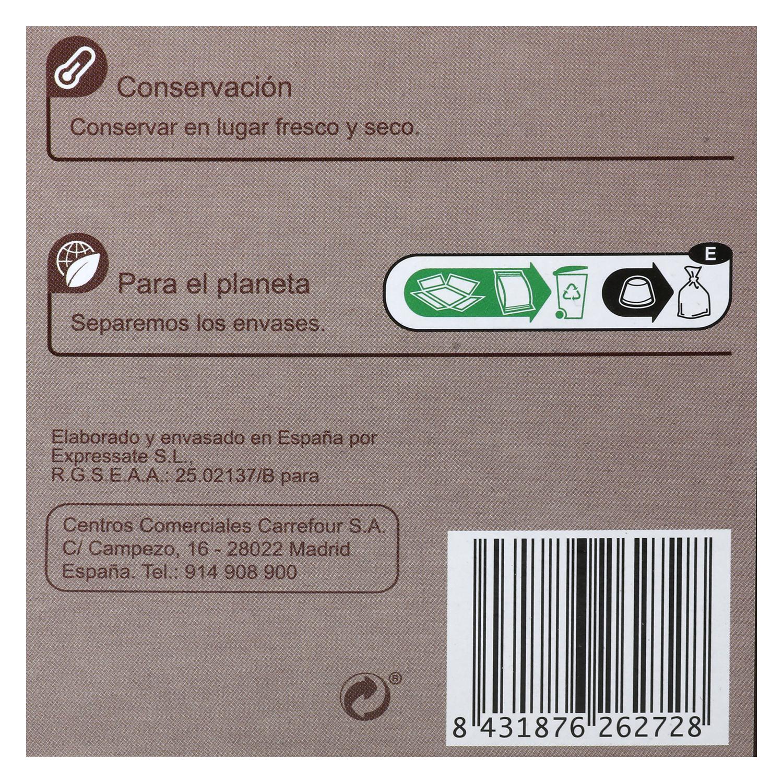 Café intenso en cápsulas compatible con Dolce Gusto - 2