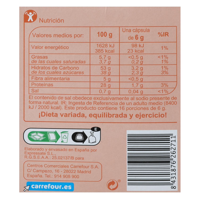 Café cortado en cápsulas compatible con Dolce Gusto  - 2