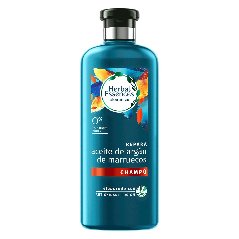 Champú Repara Aceite de argán de marruecos bío:renew