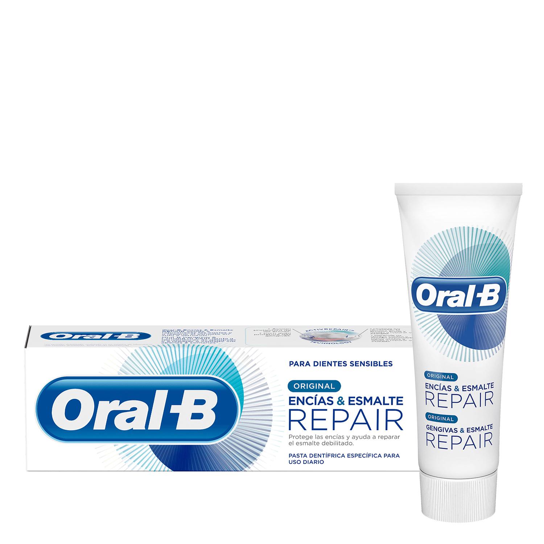 Dentífrico original Encias & Esmalte Repair