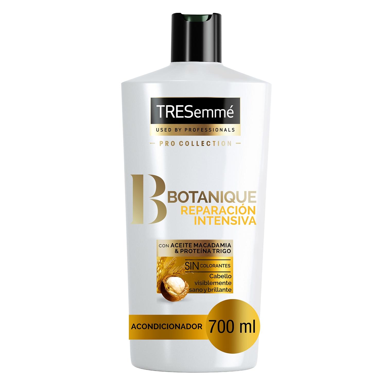 Acondicionador Botanique reparación intensiva con aceite macadamia & proteína trigo