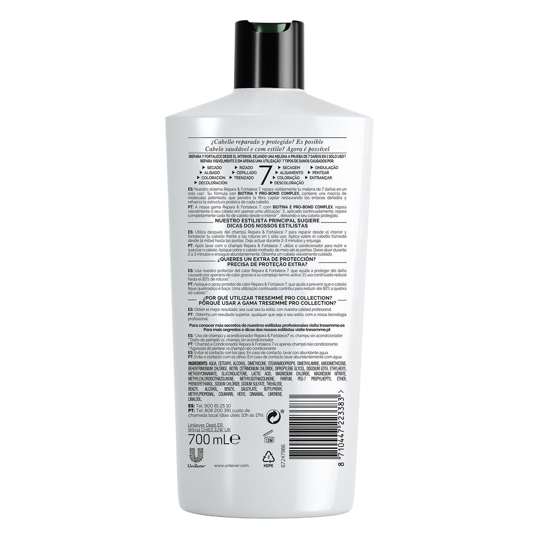 Acondicionador Repara & Fortalece Tresemmé 700 ml. -