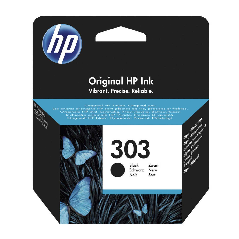 Cartucho de Tinta HP 303 - Negro
