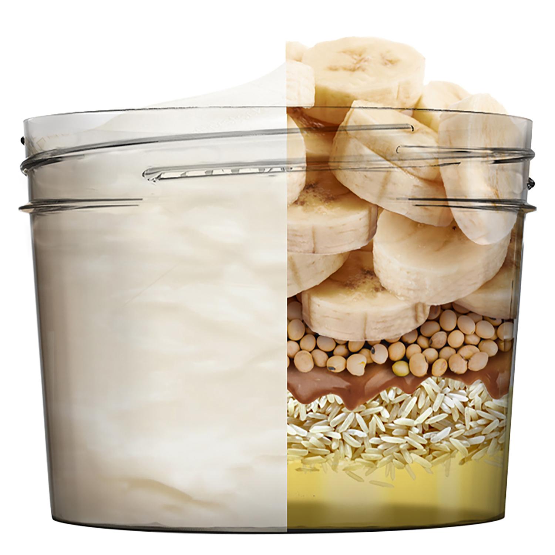 Mascarilla 3 en 1 Hair Food Banana Ultra nutritiva Para cabello seco -