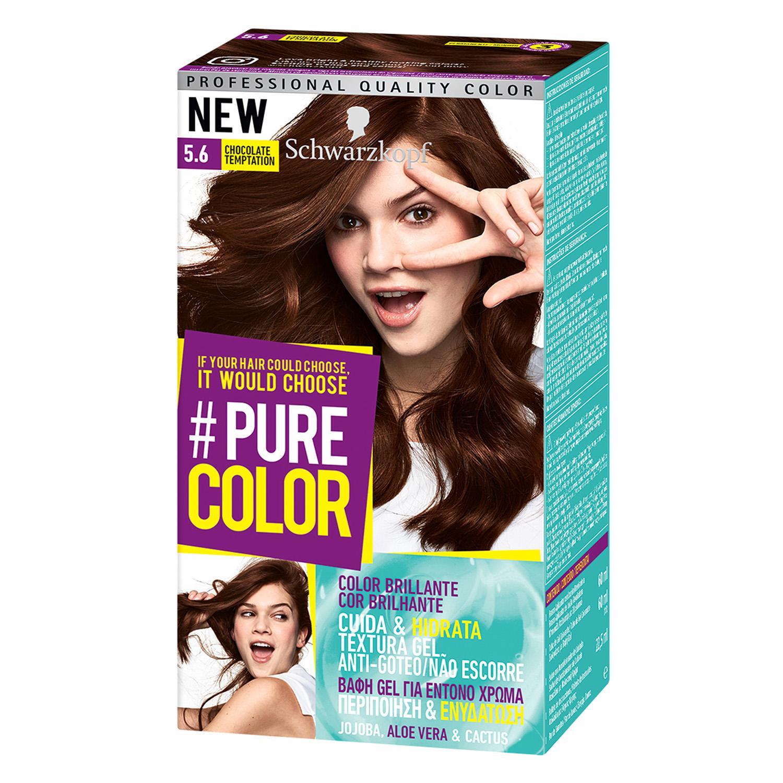 Tinte #Pure Color 5.6 chocolate temptation