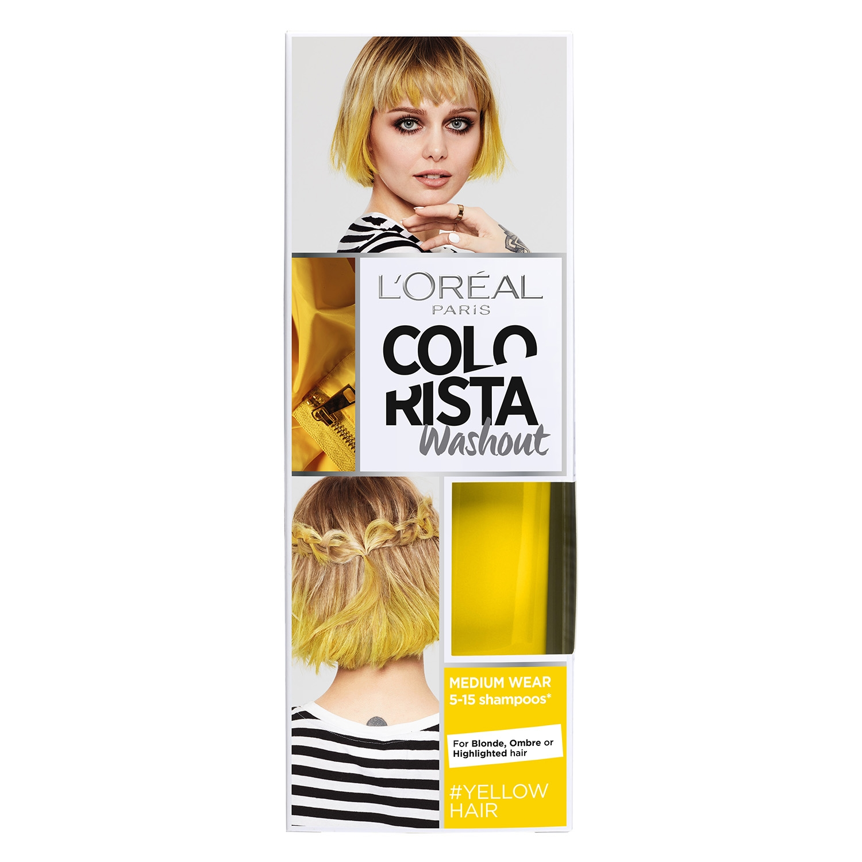 Tinte Colorista Washout Yellow