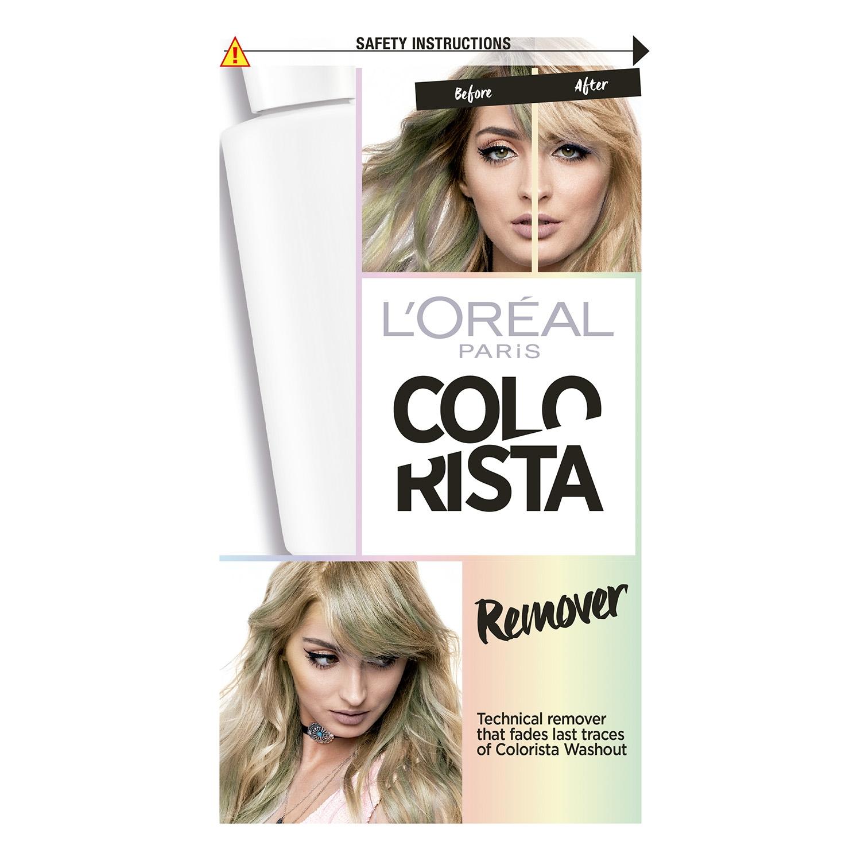 Tinte Colorista Remover