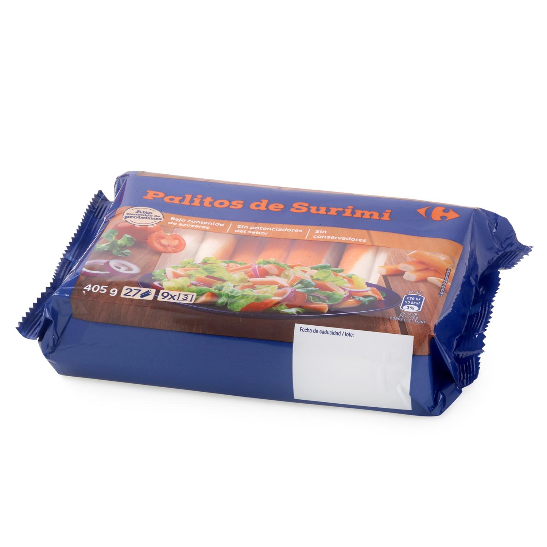 Palito de surimi Carrefour 405 g