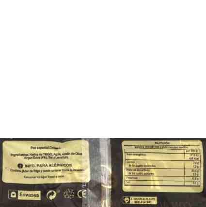 Picos con aceite de oliva virgen extra - 2