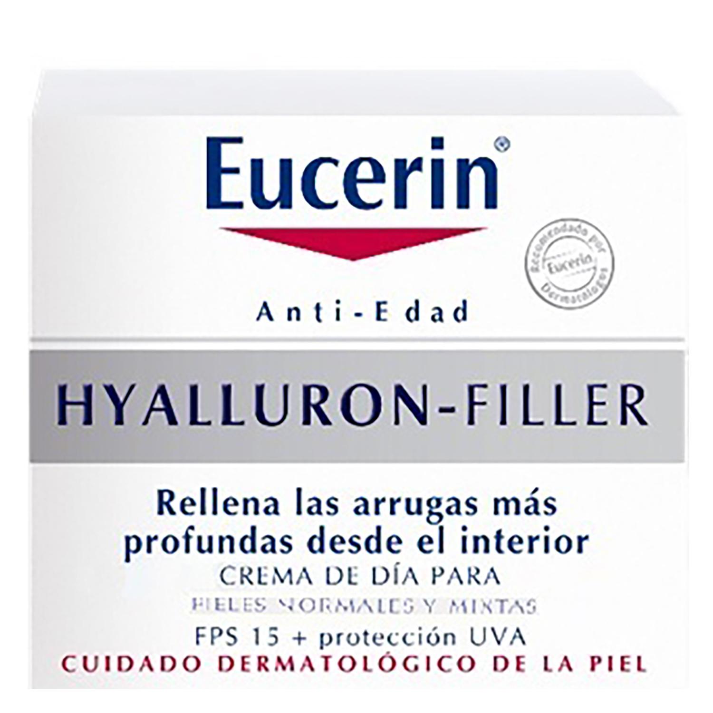Crema de día antiedad Hyaluron Filler piel mixta