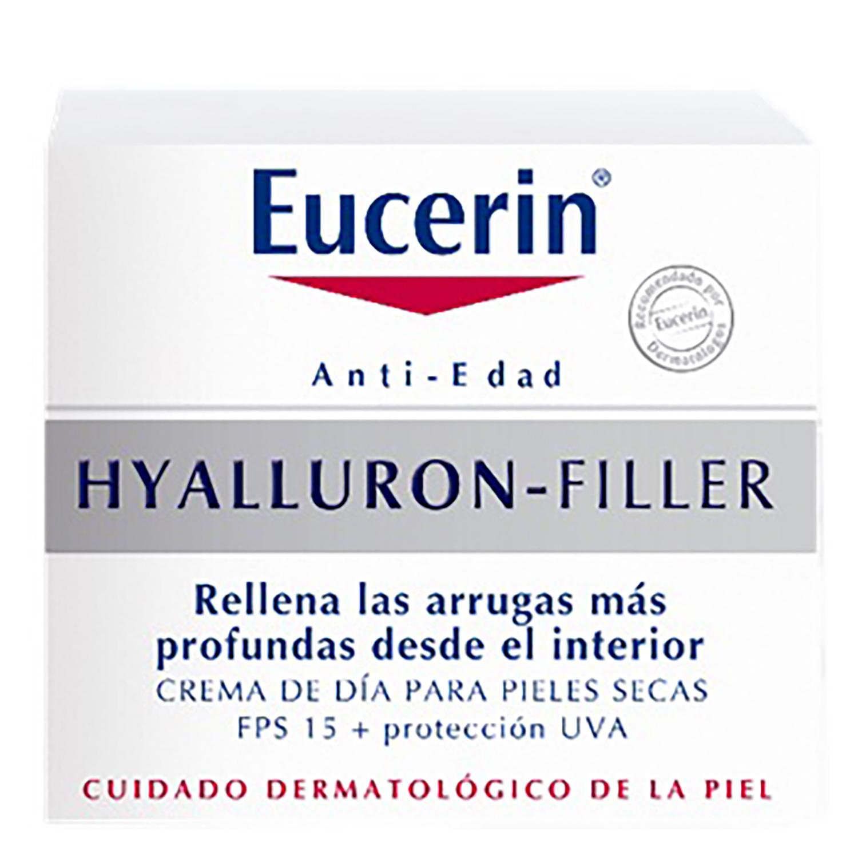 Crema de día antiedad Hyaluron Filler piel seca