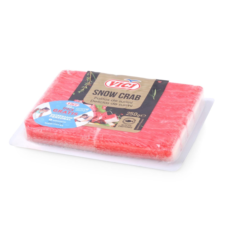 Palitos de surimi premium Vici 250 g