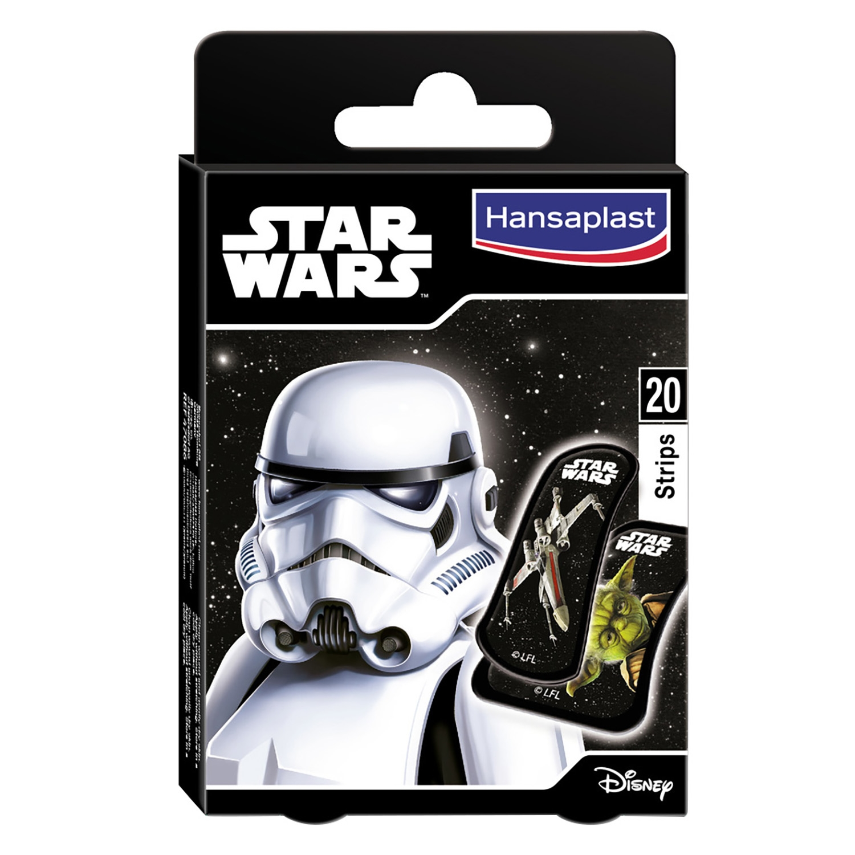 Tiras adhesivas Star Wars -