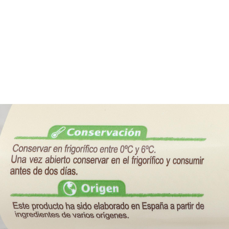 Hamburguesa de quinoa y borraja ecológica Carrefour Bio 160 g. - 2