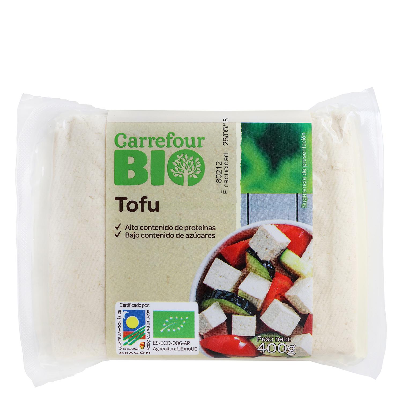 Tofu natural ecológico