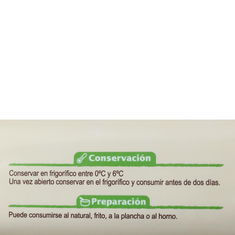 Tofu natural ecológico - 2