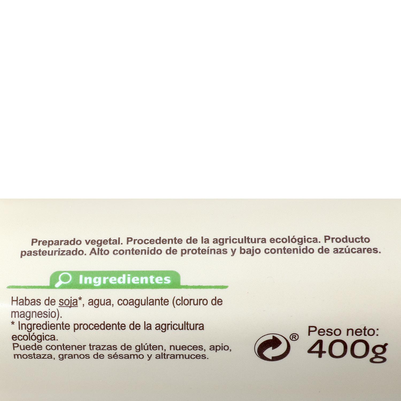 Tofu natural ecológico Carrefour Bio 400 g. - 3