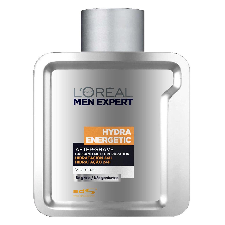 After Shave Hydra Energetic L'Oréal Men Expert 100 ml.