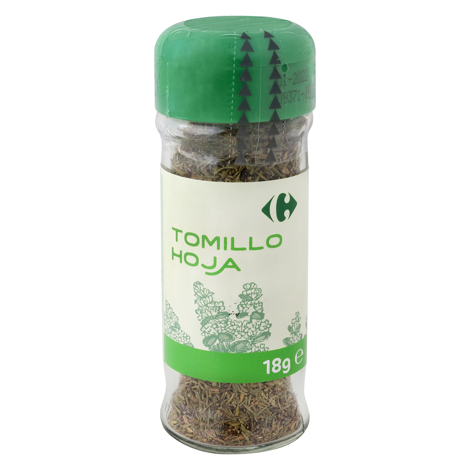 Tomillo Carrefour 18 g.