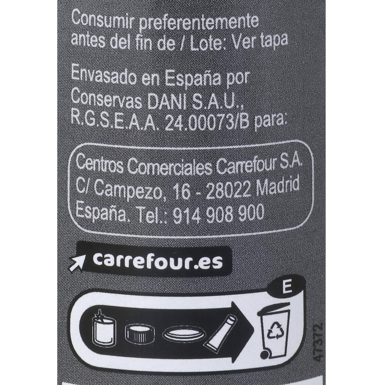 Molinillo pimienta negra en grano Carrefour 45 g. - 2
