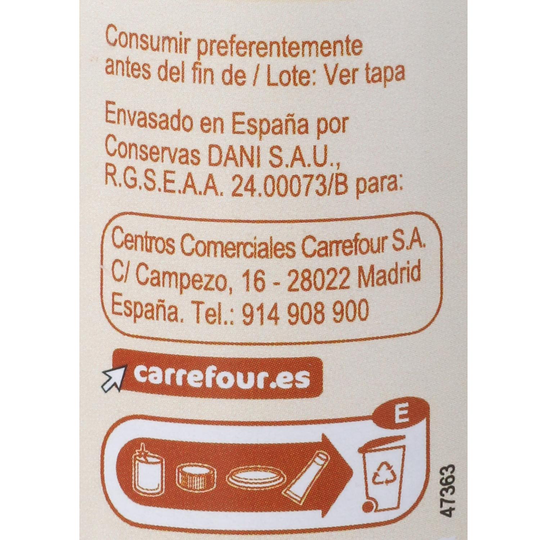 Nuez moscada molida Carrefour 45 g. -