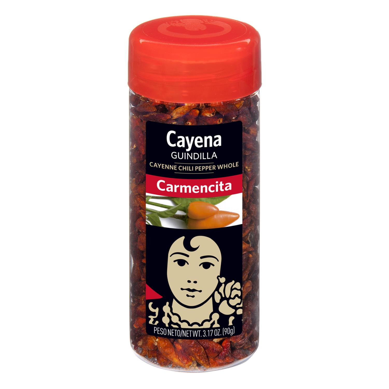 Cayena guindilla Carmencita 90 g.