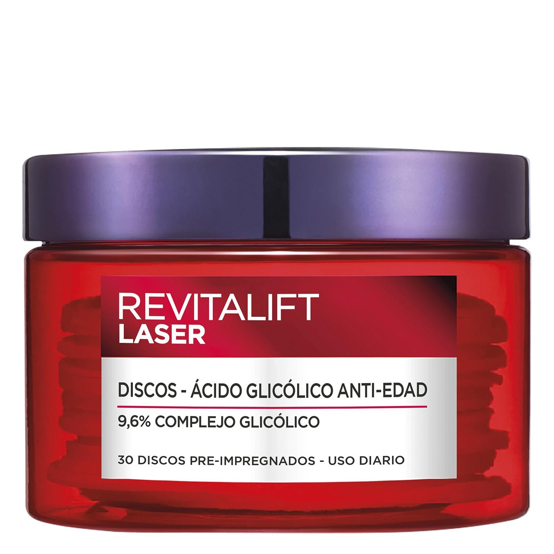 Discos ácido glicólico anti-edad Laser X3 -
