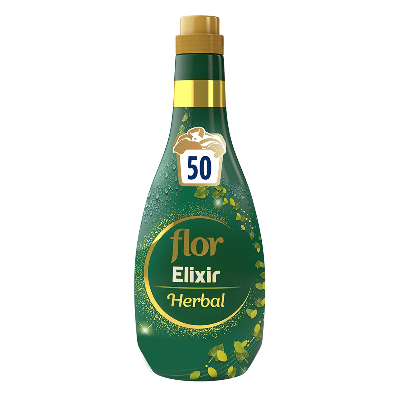 Suavizante concentrado Elixir Herbal