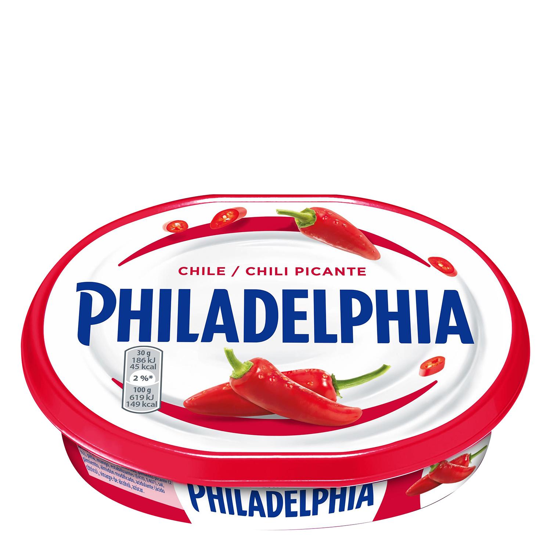Queso crema sweet chili