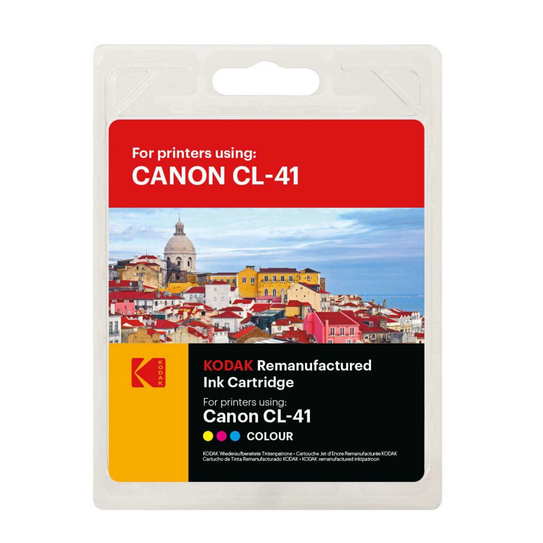 Cartucho Compatible cl-41 Tricolor