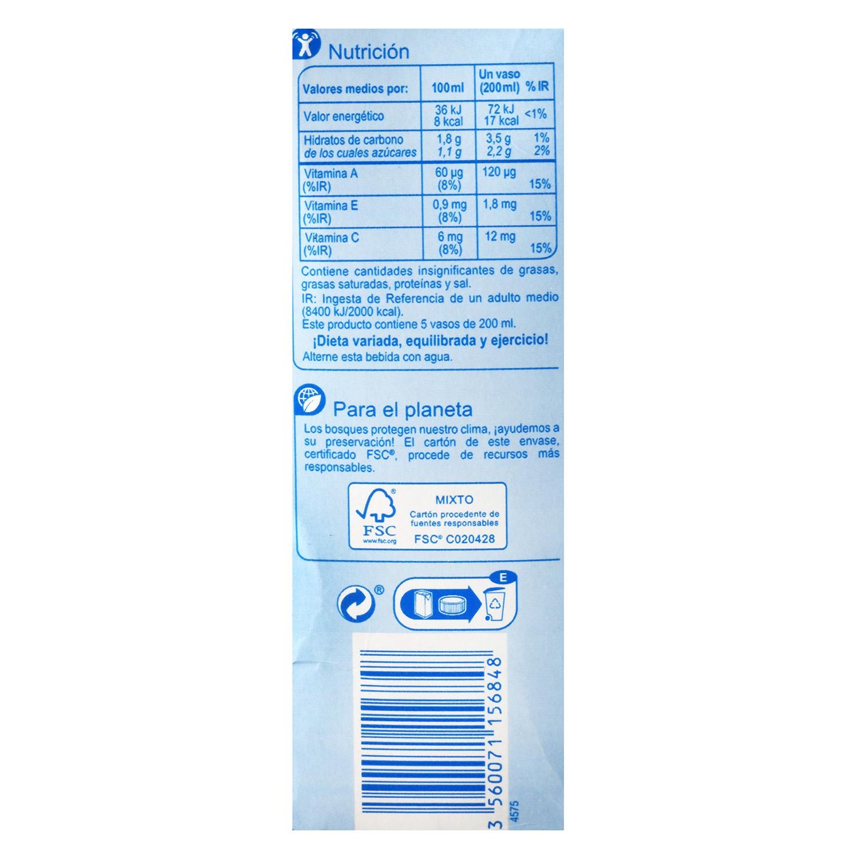 Bebida de guayaba Carrefour sin azúcar brik 1 l. -