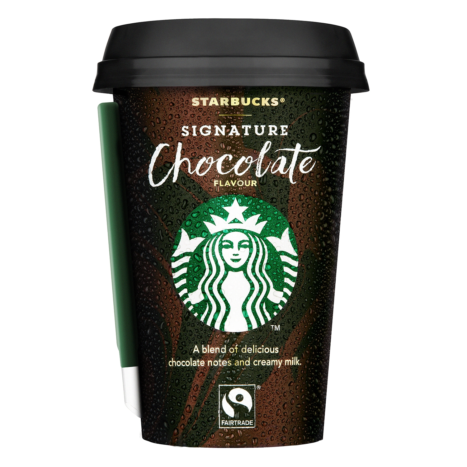 Café Starbucks Signature chocolate 220 ml.